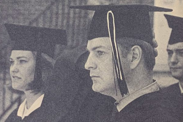 The Classes of 1970 and 2020 both graduated in tumultuous times. Members of the Class of 1970 offer hope and advice for the class graduating 50 years later.